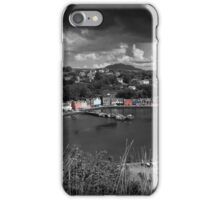 Colours of Tobermory  iPhone Case/Skin