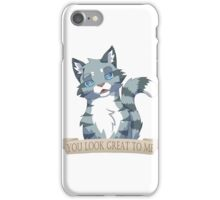Warrior Cats: Sarcastic Jayfeather iPhone Case/Skin