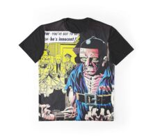 Strange Suspense Stories 19, 1954 cover by Ditko Graphic T-Shirt