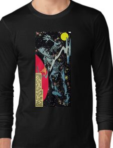 Space War 10, 1961 interior panel by Ditko Long Sleeve T-Shirt