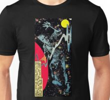 Space War 10, 1961 interior panel by Ditko Unisex T-Shirt