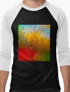 Abstract 5129 Men's Baseball ¾ T-Shirt