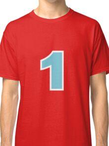 """Villager """"1"""" Shirt Classic T-Shirt"""
