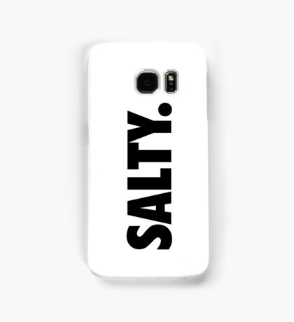 Salty. Samsung Galaxy Case/Skin