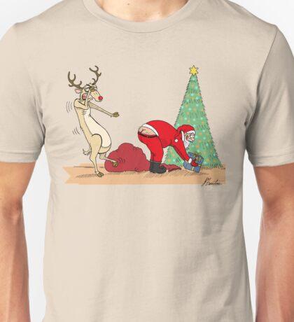 Santa's Crack Unisex T-Shirt