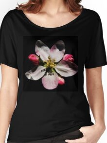 Apple Blossom Women's Relaxed Fit T-Shirt