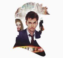 Doctor Who-David Tennant One Piece - Long Sleeve