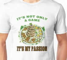 Travian is my passion Unisex T-Shirt