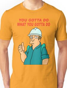 Ultimate Work T-shirt Unisex T-Shirt