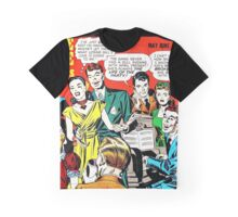 1949 Young Romance 11 cover by Jack Kirby Graphic T-Shirt