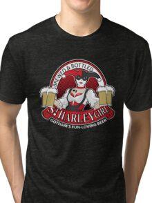 St. Harley Girl Tri-blend T-Shirt
