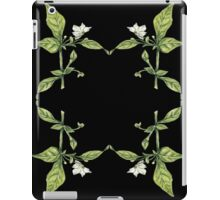 Chilly flowers compilation iPad Case/Skin