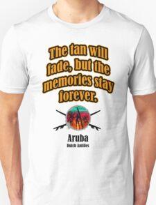 Aruba The Beach Unisex T-Shirt