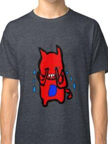 Sad Monster Classic T-Shirt