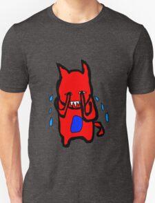 Sad Monster Unisex T-Shirt