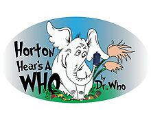 Horton Hears A WHO by thDoctor10