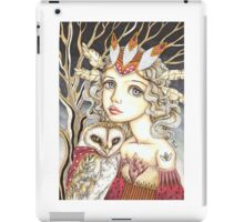 Princess Bianca and George the Brave Heart iPad Case/Skin