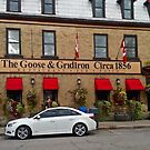 The Goose and Gridiron Pub, Merrickville, ON, Canada by Shulie1