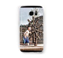 Abandon Ship!-Mount Elliott Park-Detroit Michigan Samsung Galaxy Case/Skin