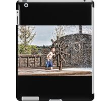 Abandon Ship!-Mount Elliott Park-Detroit Michigan iPad Case/Skin