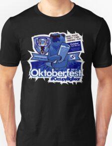 Oktoberfest / #OccupyBigBear 2014 Unisex T-Shirt