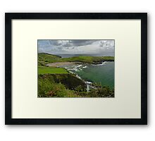 Fintra Bay - Co. Donegal Framed Print