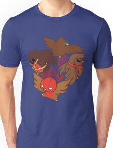 The Robin Circle!  Unisex T-Shirt