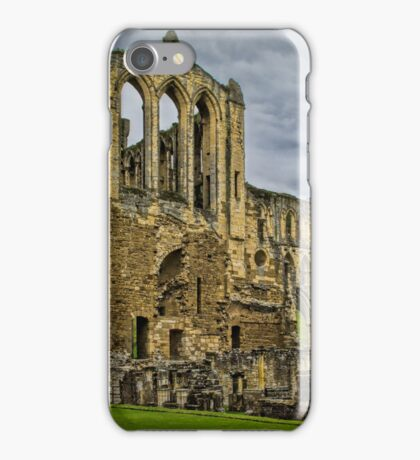 Rievaulx Abbey iPhone Case/Skin
