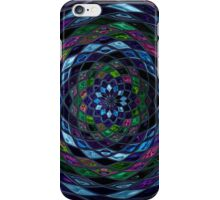 Stained Glass Mosaic Pattern iPhone Case/Skin