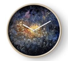 Postcards From Space V Clock