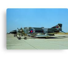 McDonnell F-4M Phantom FGR.2 XV438/A Canvas Print