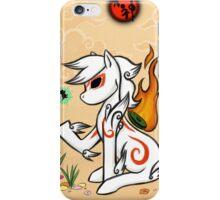 Okami Poni iPhone Case/Skin