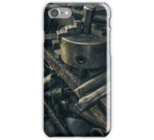 Parts of the Machine iPhone Case/Skin