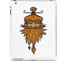 Sweet Nordic Blond Viking iPad Case/Skin