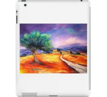 Entering the Village iPad Case/Skin