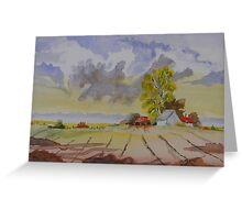 Farm Colors Greeting Card