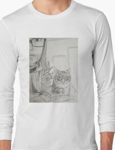 Kitty and I Long Sleeve T-Shirt