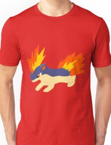 Quilava (pokemon) Unisex T-Shirt
