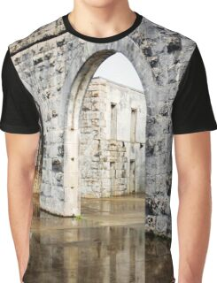 Assembly Hall, Trial Bay Gaol Graphic T-Shirt