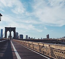 Brooklyn Bridge Wanderings by elizabethpandza