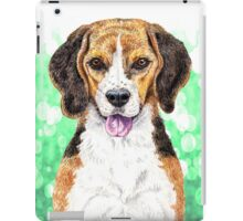 Beautiful Beagle iPad Case/Skin