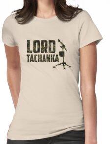 Lord Tachanka Womens Fitted T-Shirt