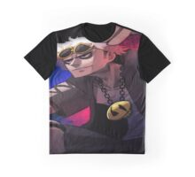 Skull Boss Guzma Graphic T-Shirt
