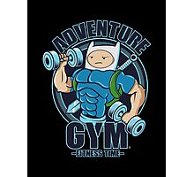 ADVENTURE GYM Photographic Print