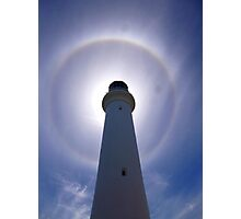 Lighthouse Effect Photographic Print