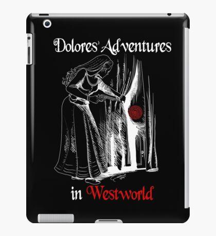 Dolores in a Dream iPad Case/Skin