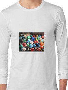 Tibetan Painting Equipment Long Sleeve T-Shirt
