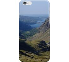 LLanberis Pass iPhone Case/Skin