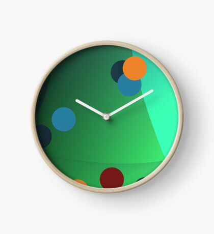 20161130 dots no. 2 Clock