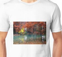 Atmosphere of autumn Unisex T-Shirt